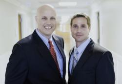 Dr. Domkowski, (left) and Dr. Radecke (right) of Riverside Surgical and Weight Loss Center
