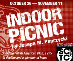 South Camden Theatre Company Opens its Eighth Season with Indoor Picnic by Joseph M. Paprzycki
