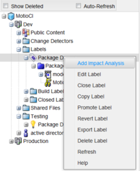 Analyze Behavior of Cognos Content in a New Cognos Environment