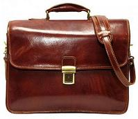 Floto Italian Leather Brief