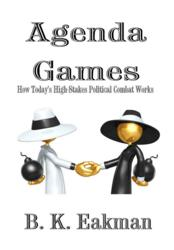 Agenda Games by B. K. Eakman book cover