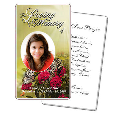 funeral cards template funeral cards download pin printable funeral prayer cards on pinterest. Black Bedroom Furniture Sets. Home Design Ideas