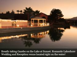 Gazebo Wedding Las Vegas