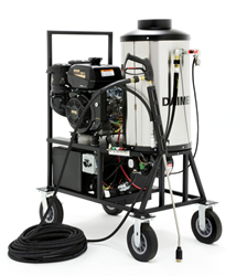 Pressure Washer Steam Cleaner - Daimer Super Max 10880