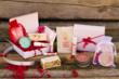 Wonderful gift packs are available online at GoatMilkStuff.com.