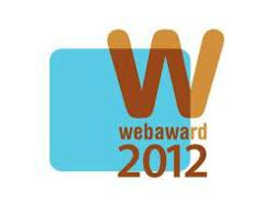 WebAwards 2012