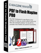 PDF to Flash Magazine Pro