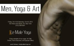 Le Male Yoga - NYC's Premier Yoga Studio for Men