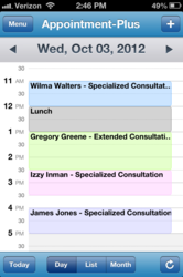 Scheduling App