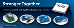 Multi-Tech and Telit align to bring to market quality, long lasting M2M solutions
