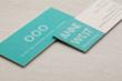Loft Line Business Cards