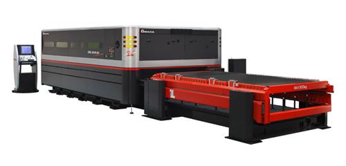 Dewys Manufacturing Adds World S Most Productive Fiber Laser