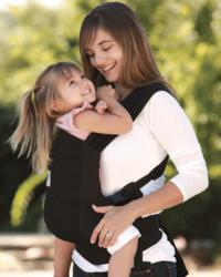 Introducing the Moby GO, the most comfortable new soft structured baby carrier for older babies.