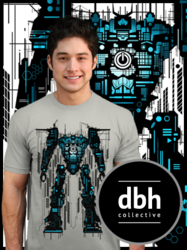 New DBH Collective T Shirt Artists