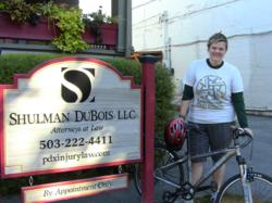 Portland bicycle accident lawyers