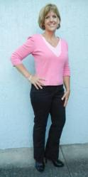 Colette Oldham changed her life and lost 94 pounds and 54 inches on Nutrisystem.