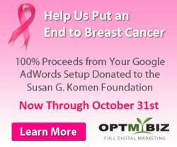 Join digital marketing agency Opt My Biz in their fight against breast cancer