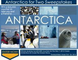 Antarctica cruise, Antarctica tour