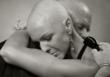 Going bald was not the easiest thing to do. Jamie's father, Earl Gilmore, also shaved his head to support his beautiful daughter.