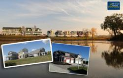 In the Midwest, premiere resort and marina community Heritage Harbor Ottawa is taking the prefab architectural trend to new heights.