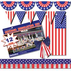 Patriotic Ultimate Decorating Kit