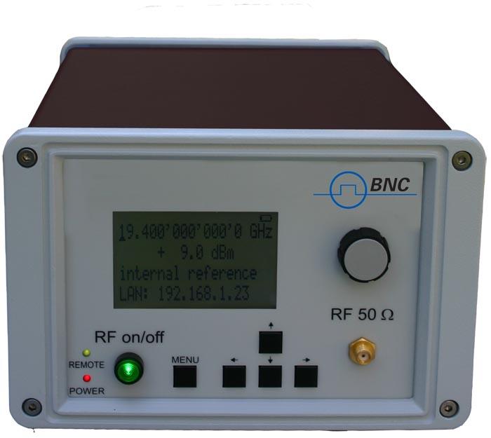 Microwave Rf Signal Generators : Berkeley nucleonics sets industry benchmark with