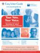 easy voter guide, voting, elections, League of OWmen Voters of CAlifornia Educaiton Fund