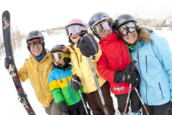 Family Vacationing in Aspen Snowmass