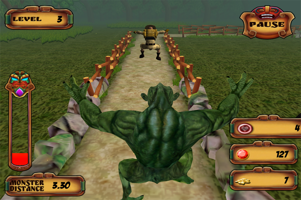... Games Like Temple Run Have Inspired Psycho Bear Studios Latest Game