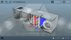 QA Graphics provides custom system graphic development for Trane building automation systems.