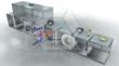 Custom 3D system graphic development