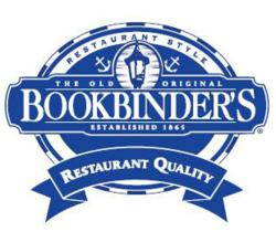 Bookbinder's Restaurant Quality Soups, Seasoning and Breadcrumbs Logo