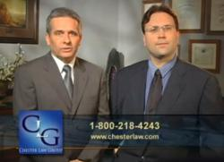 Ohio Wrongful Death Attorneys Vince Kloss and David Chester, Chester Law Group