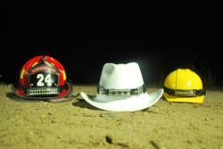 FoxFury Safety Helmet Lights
