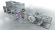 3D HVAC images can be created for AX or any BAS