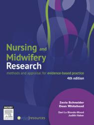 Nursing and Midwifery Research textbook cover