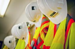 Safety is visible in every aspect of HITT's operations