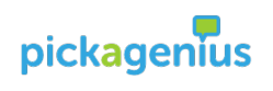 pickagenius logo