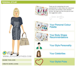Personal Stylist Style Quiz