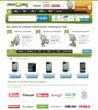 Screenshot of CompareMyMobile.com