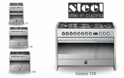 Steel Sintesi Cookers