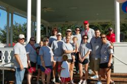 "Kaiser Realty, Inc. is awarded ""Top Fundraiser"" honors at 2012 Gulf Coast Heartwalk"