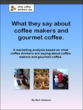 coffee business marketing report