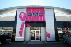 Smail Auto Group supports local Breast Cancer Awareness Groups