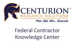 Government contractor sales reference library