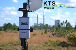 KTS Wireless' Agility White Space Radio