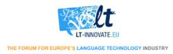 LT-Innovate, The Forum for Europe's Language Technology Industry