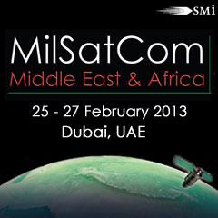 MilSatCom MEA 2013