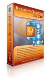 ZIP archive repair utility