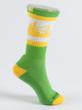 "San Francisco ""Athletics"" City Skyline Socks"